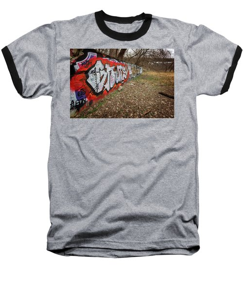 Layers Baseball T-Shirt by CJ Schmit
