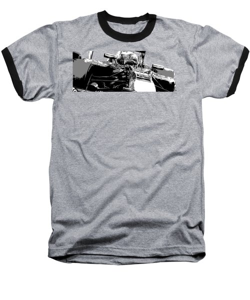 Mark's Renault Baseball T-Shirt by Lyle Brown