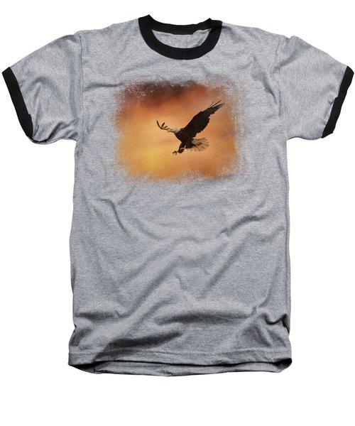 No Fear Baseball T-Shirt by Jai Johnson