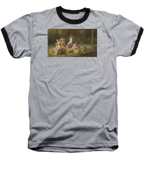 Orpheus Baseball T-Shirt by Venetian School