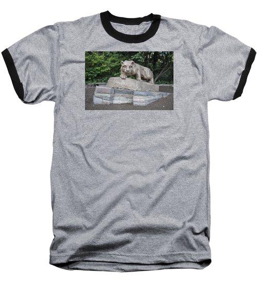 Penn Statue Statue  Baseball T-Shirt by John McGraw