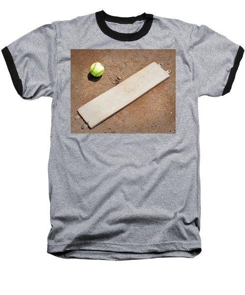 Pitchers Mound Baseball T-Shirt by Kelley King