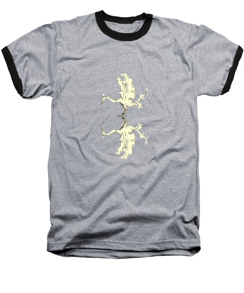 Poulia Baseball T-Shirt by Julio Lopez