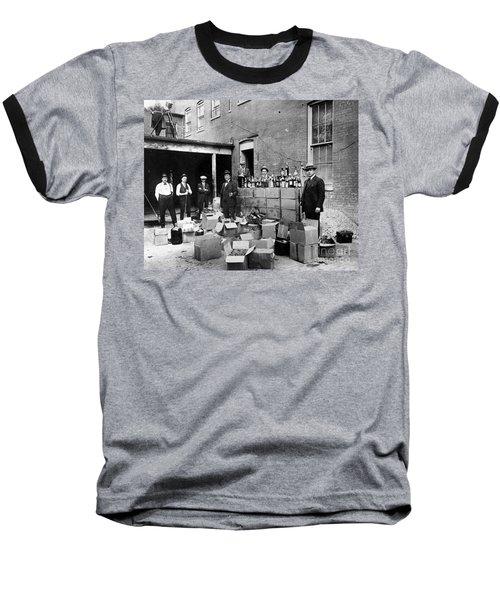 Prohibition, 1922 Baseball T-Shirt by Granger