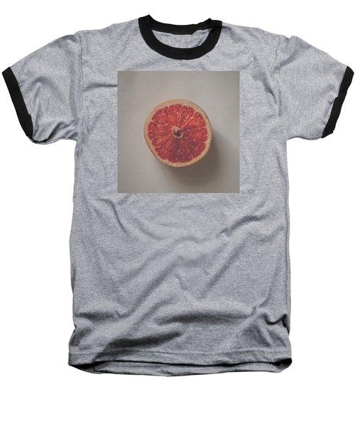 Red Inside Baseball T-Shirt by Kate Morton