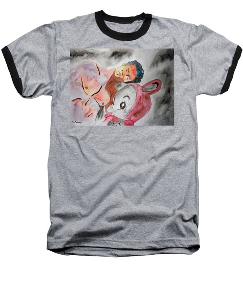 Scott Weiland - Stone Temple Pilots - Music Inspiration Series Baseball T-Shirt by Carol Crisafi