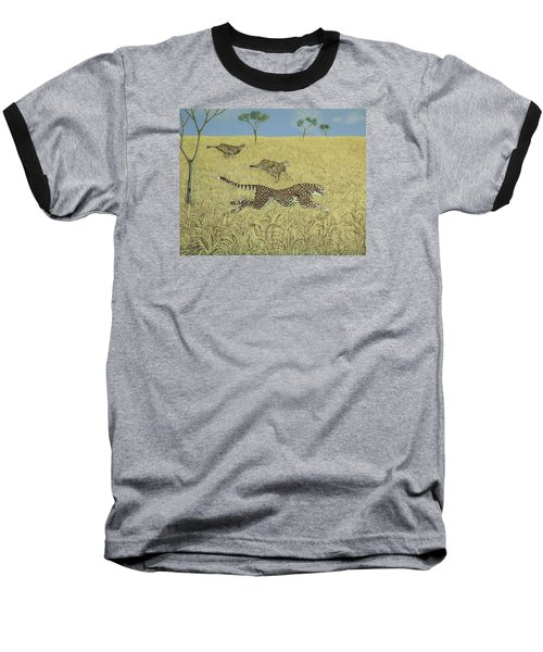 Sheer Speed Baseball T-Shirt by Pat Scott