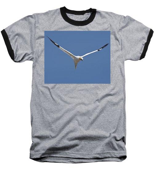 Speed Adjustment Baseball T-Shirt by Tony Beck