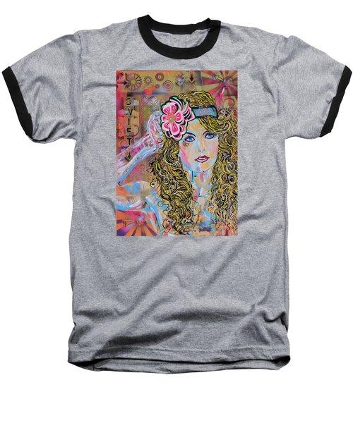 Swift Baseball T-Shirt by Heather Wilkerson