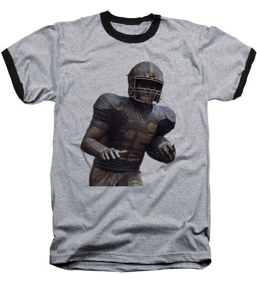 Tebow Transparent For Customization Baseball T-Shirt by D Hackett