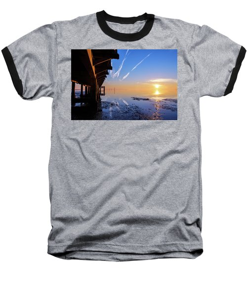Baseball T-Shirt featuring the photograph The Chosen by Thierry Bouriat