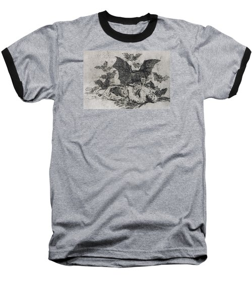 The Consequences Baseball T-Shirt by Goya