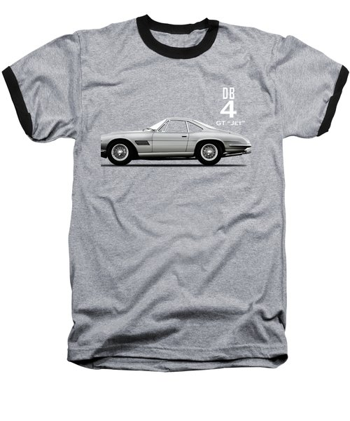 The Db4gt Jet Baseball T-Shirt by Mark Rogan