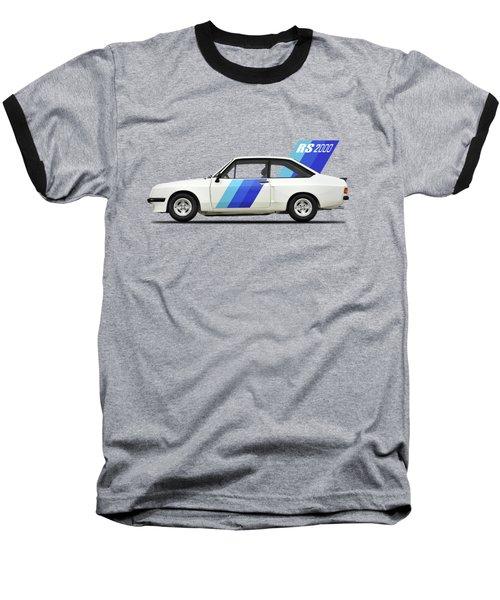 The Ford Escort Rs2000 Baseball T-Shirt by Mark Rogan