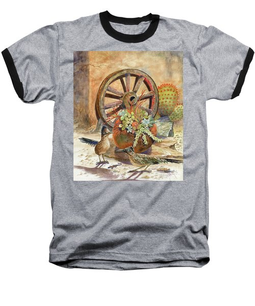The Gift Baseball T-Shirt by Marilyn Smith