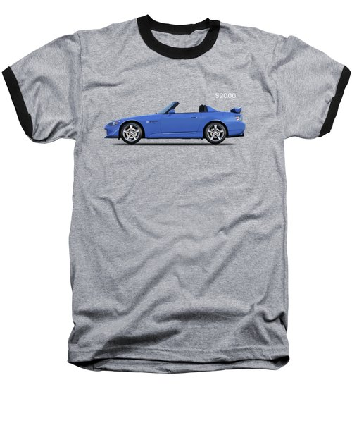 The Honda S2000 Baseball T-Shirt by Mark Rogan