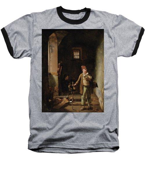 The Little Savoyards Baseball T-Shirt by Jean Claude