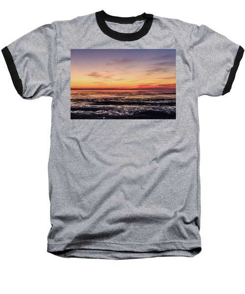 Baseball T-Shirt featuring the photograph The Other World by Thierry Bouriat