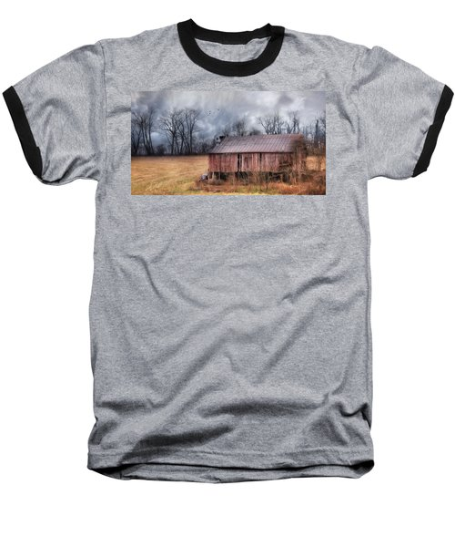 The Rural Curators Baseball T-Shirt by Lori Deiter