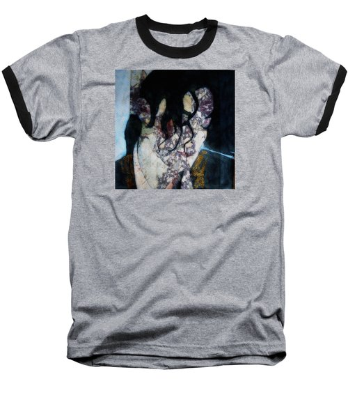The Way You Make Me Feel Baseball T-Shirt by Paul Lovering