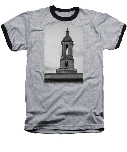 Tower At Old Main Penn State Baseball T-Shirt by John McGraw
