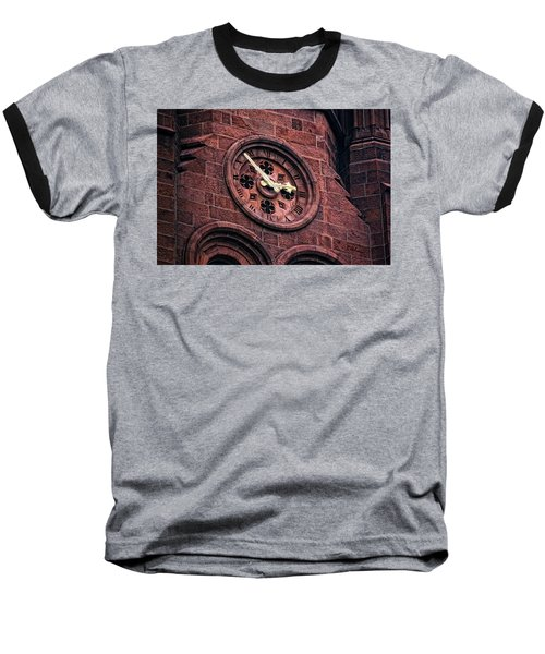 Two Fifty Three Baseball T-Shirt by Christopher Holmes