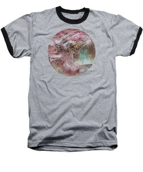 Wind Dance Baseball T-Shirt by Mary Wolf