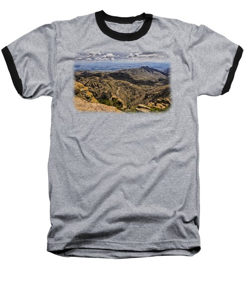 Windy Point No.1 Baseball T-Shirt by Mark Myhaver