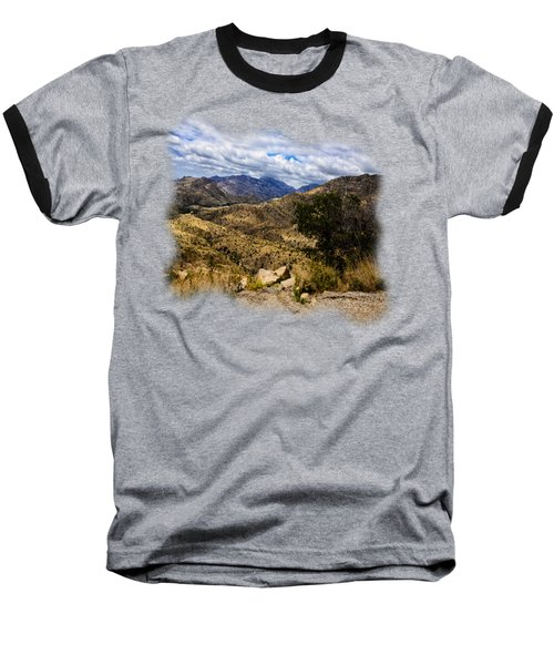 Windy Point No.15 Baseball T-Shirt by Mark Myhaver