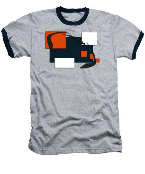 Bears Abstract Shirt Baseball T-Shirt by Joe Hamilton