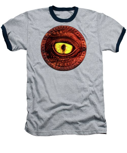 Dragon Baseball T-Shirt by Joe Roberts