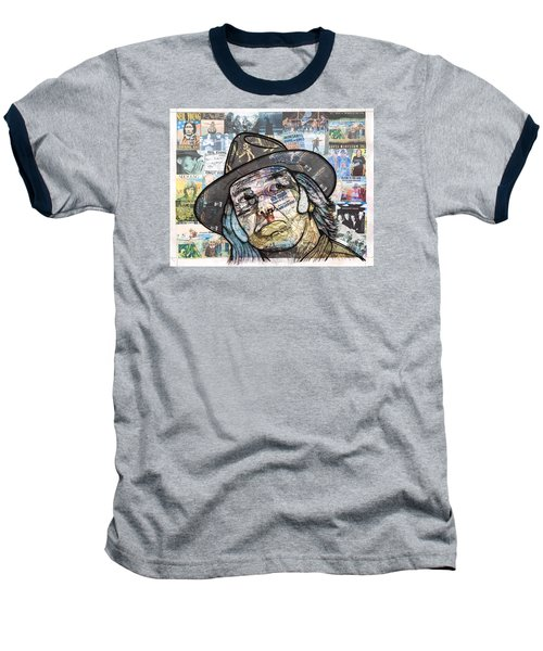 Monsanto Fears Baseball T-Shirt by Steven Hart