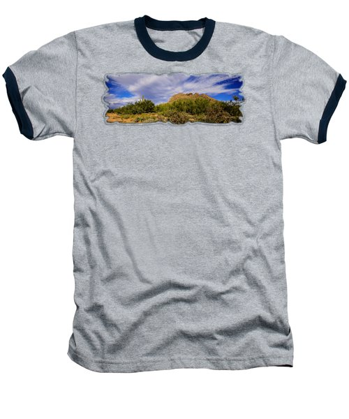 Southwest Summer P12 Baseball T-Shirt by Mark Myhaver