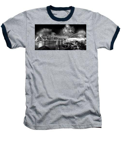 Sydney Spectacular Baseball T-Shirt by Az Jackson