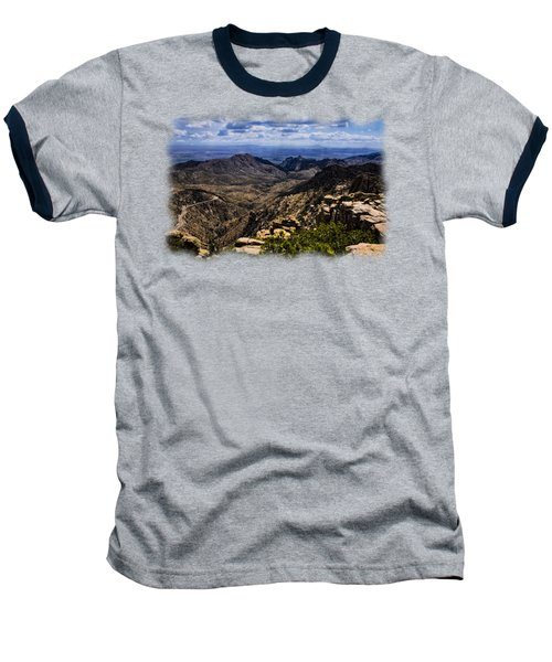 Windy Point No.11 Baseball T-Shirt by Mark Myhaver