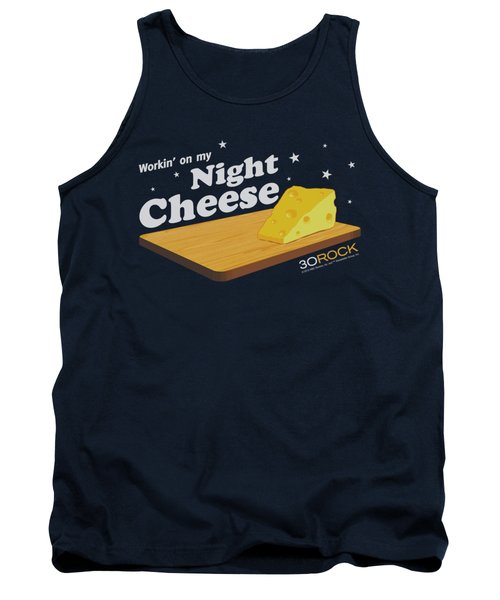 30 Rock - Night Cheese Tank Top by Brand A