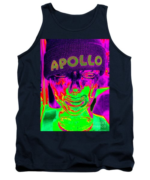 Apollo Abstract Tank Top by Ed Weidman
