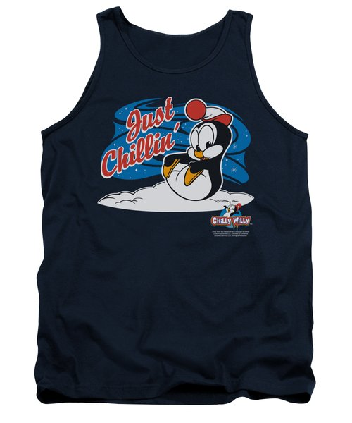 Chilly Willy - Just Chillin Tank Top by Brand A