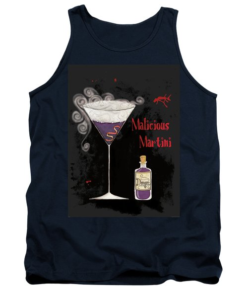 Pick Your Poison I Tank Top by Elyse Deneige