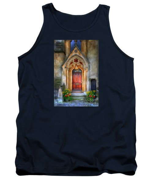 Evensong Tank Top by Lois Bryan