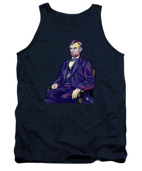 Abe Tank Top by Rob Snow