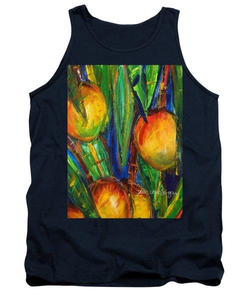 Mango Tree Tank Top by Julie Kerns Schaper - Printscapes