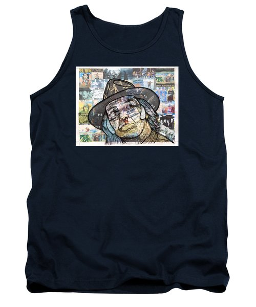 Monsanto Fears Tank Top by Steven Hart
