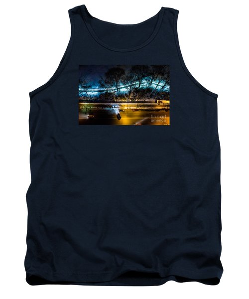 Tank Top featuring the photograph Central Park by M G Whittingham