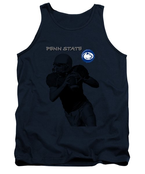 Penn State Football Tank Top by David Dehner