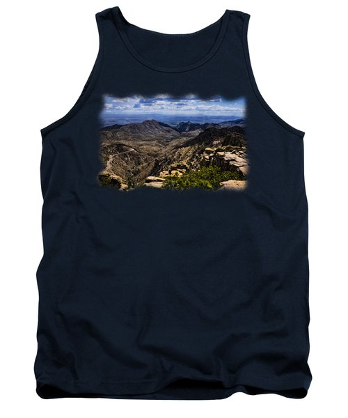 Windy Point No.11 Tank Top by Mark Myhaver