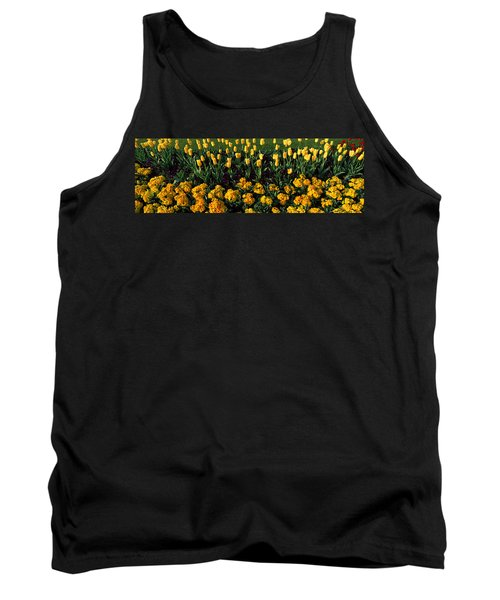 Flowers In Hyde Park, City Tank Top by Panoramic Images