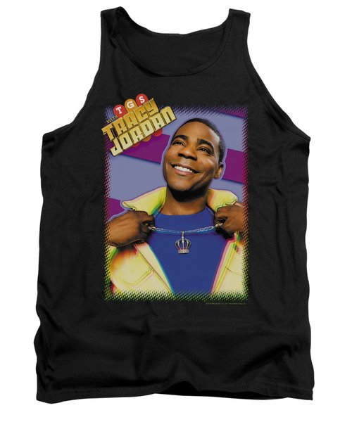 30 Rock - Tracy Jordan Tank Top by Brand A