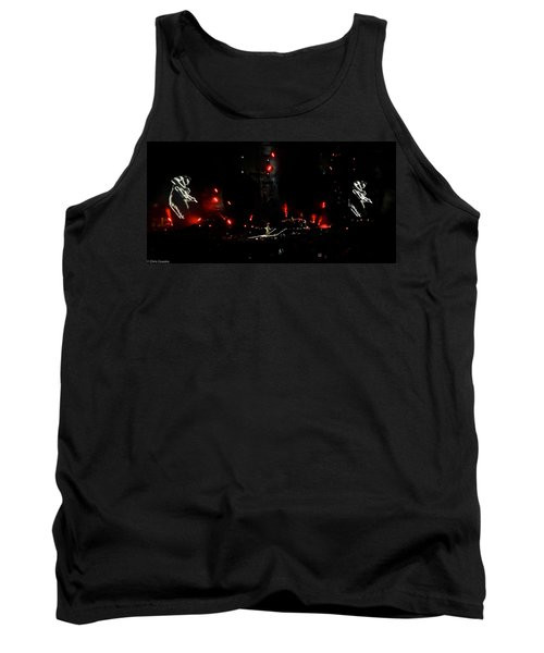 Coldplay - Sydney 2012 Tank Top by Chris Cousins
