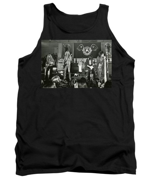 Aerosmith - Aerosmith Tour 1973 Tank Top by Epic Rights